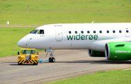 Widerøe har mottatt sin første Embraer E190-E2