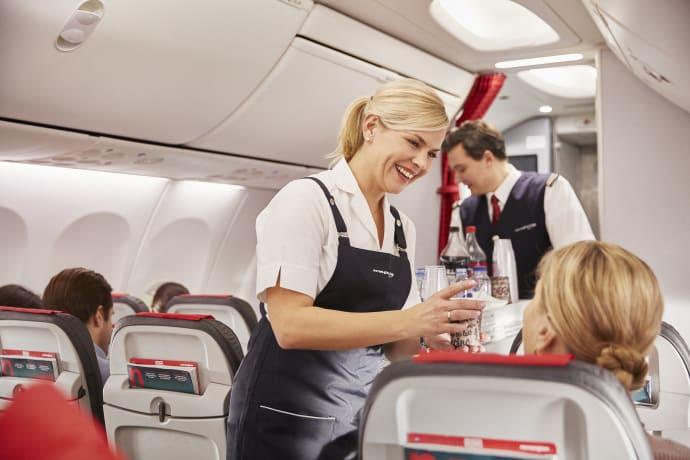 god passasjervekst Ready Steady Fly uke 10