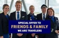 Ny runde med SAS FRIENDS & FAMILY