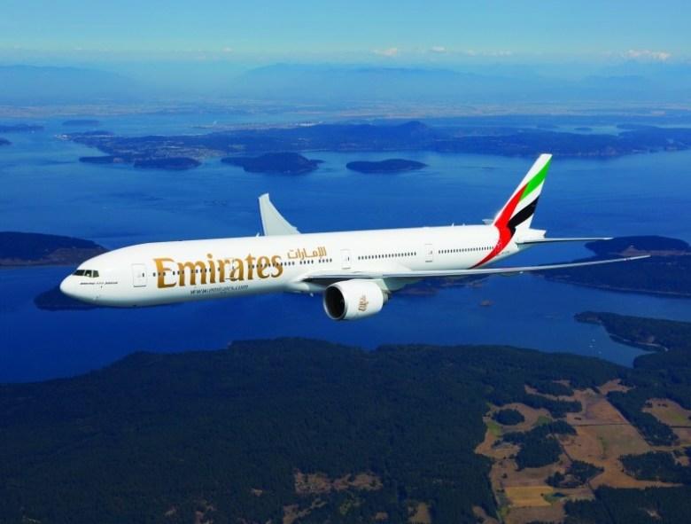 Emirates med spesialtilbud