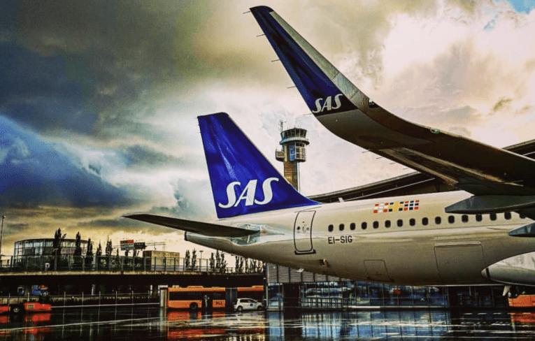 SAS et av verdens beste flyselskaper ifølge Condé Nast Traveler
