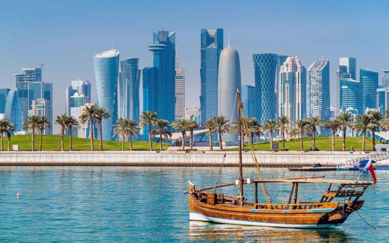 samarbeid med Qatar Airways