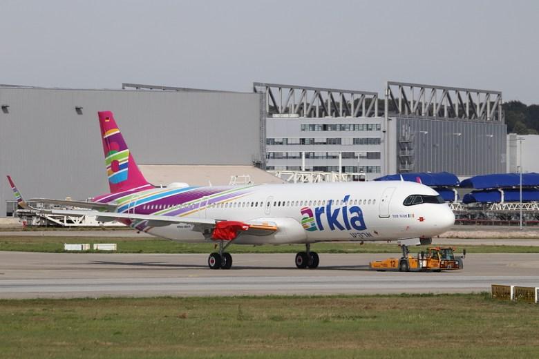 Bergen og Tel Aviv Arkia Israeli Airlines Flesland