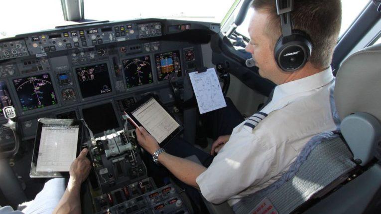 SAS piloter er redd
