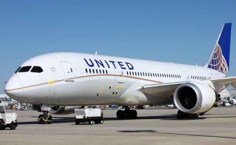United Airlines og Expedia