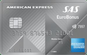 Companion Ticket SAS EuroBonus