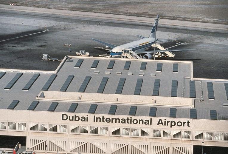 DXB Dubai International Airport Dubai 1990