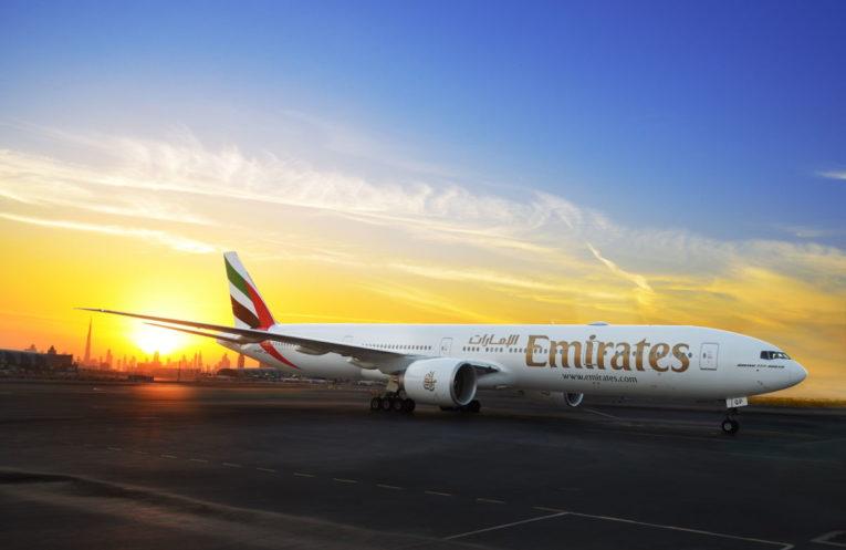 Emirates kåret til verdens