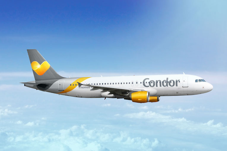 flyselskapet Condor tilbake