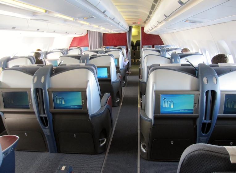 Airbus A340 blir pensjonist