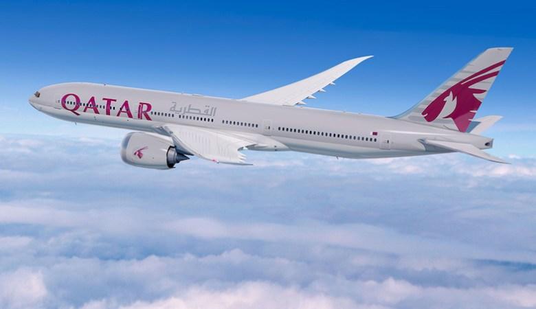 først på vingene med Boeing 777X Qatar Airways