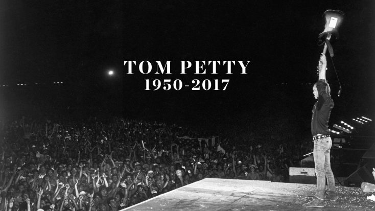 Image result for goodbye tom petty