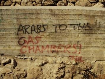 israeli settler advocacy of genocide