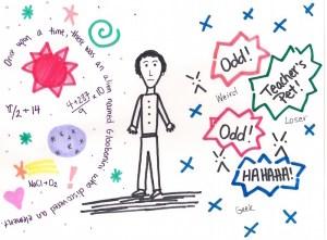 All Drawings By Karen Lam & Rachel Lam Glassman