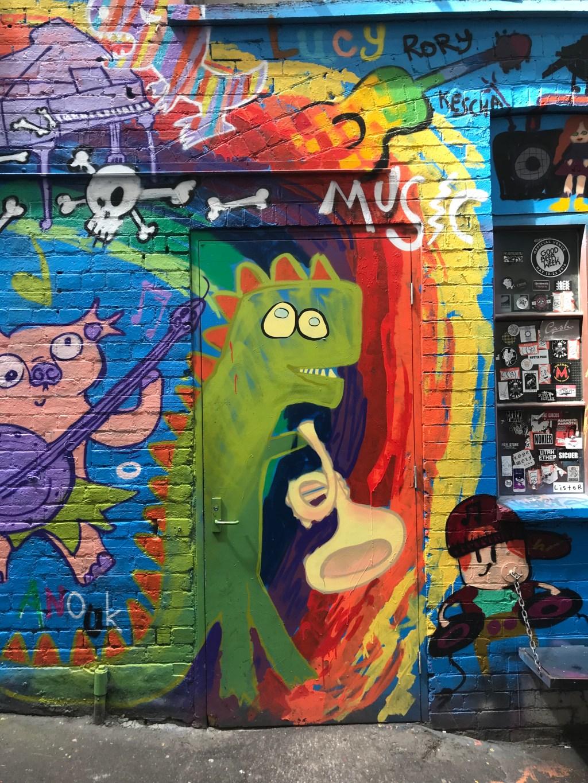 Evolution Of Street Art In Melbourne Peter Barrett