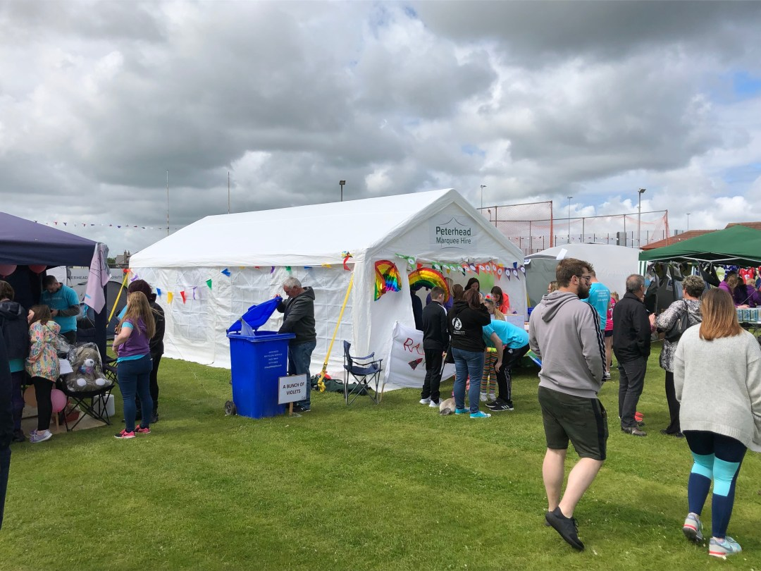 peterhead marquee hire relay for life