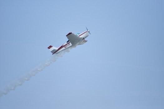 An Aerobatic rated Beechcraft Bonanza