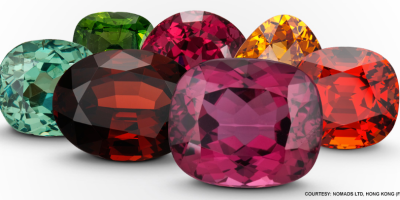 GARNETS - MULTI-COLORED BEAUTY