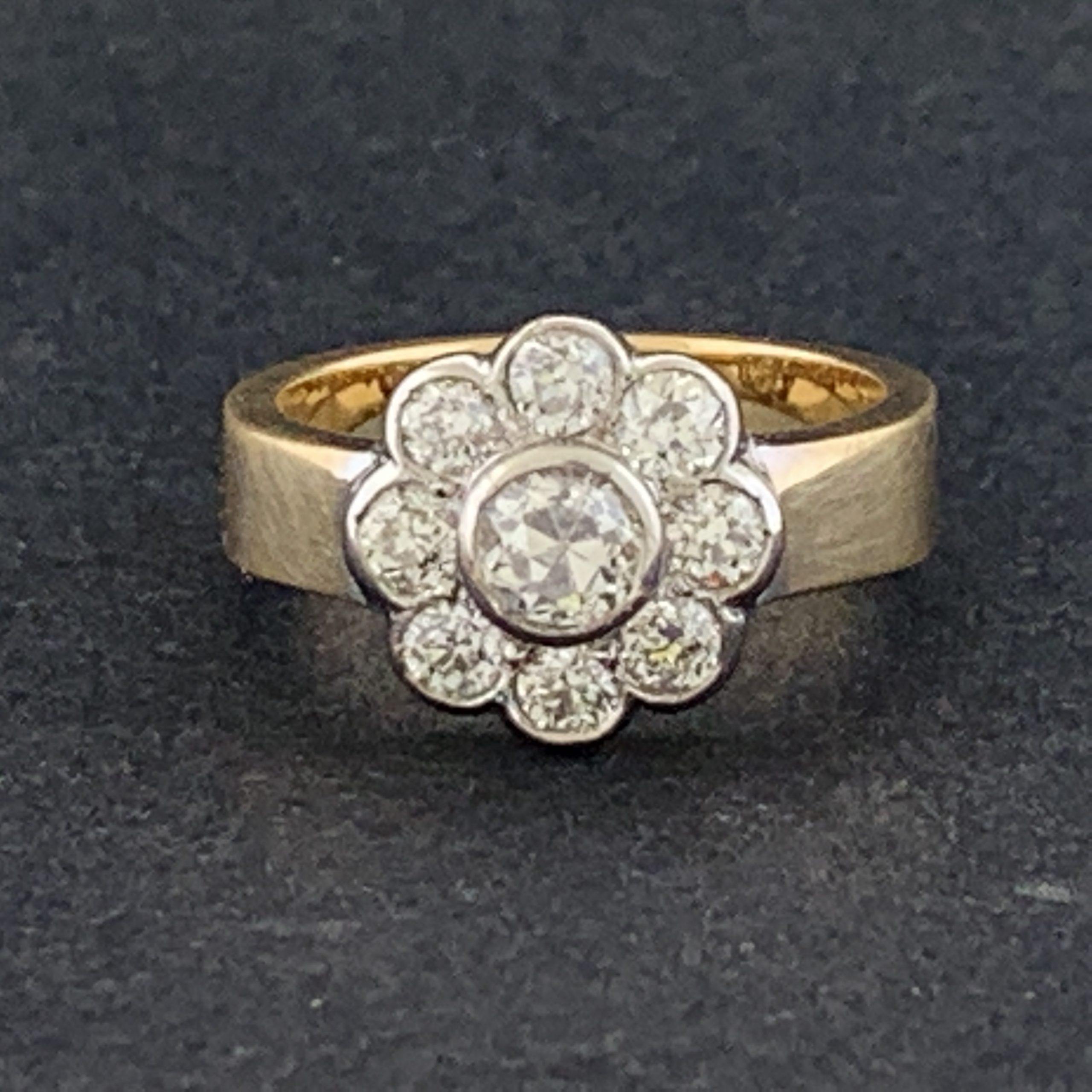 Modifications to an antique ring