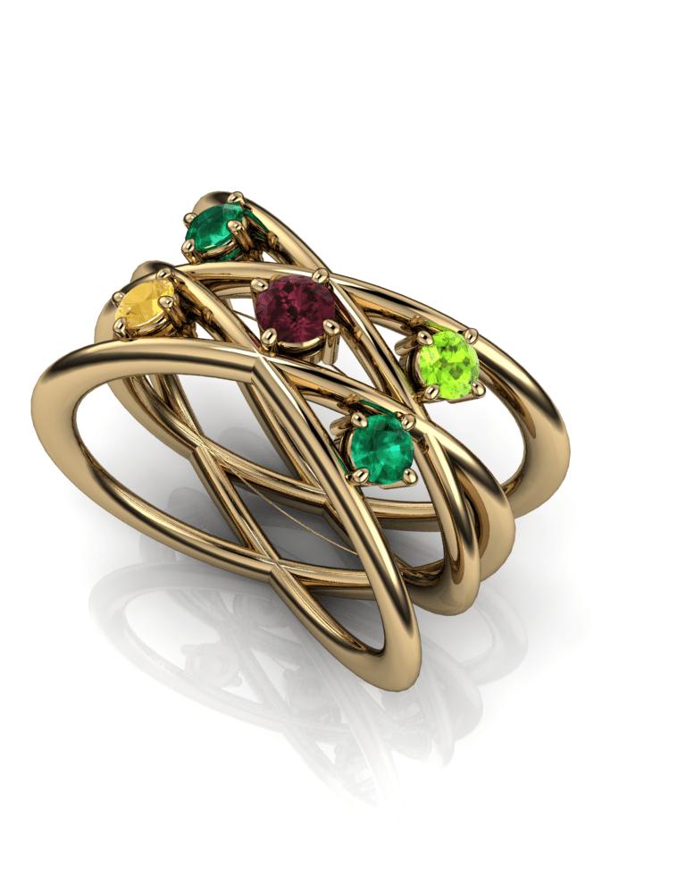New Family Ring Design