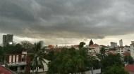 Storm Clouds Over Phnom Penh