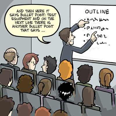 Scientific presentation (c/o Nature, but looks a lot like PhD Comics IMO)