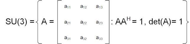 SU(3) definition