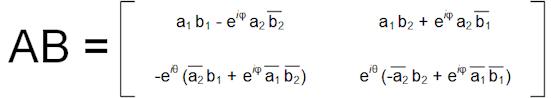 U(2) closure B