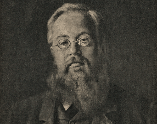 Sophus Lie (1842-1899) [see Acknowledgements for Image Credit]
