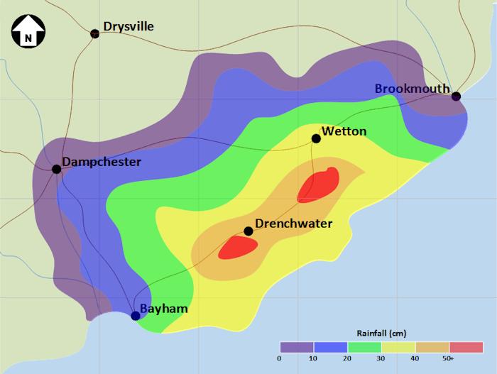 Coastal Map 3