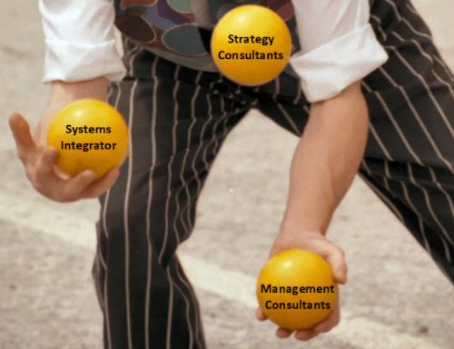 Juggling Third Parties