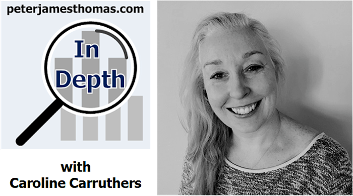 In-depth with Caroline Carruthers