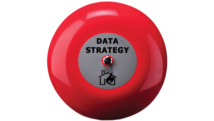 Data Strategy Alarm Bell
