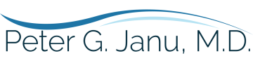 Peter Janu, MD Logo