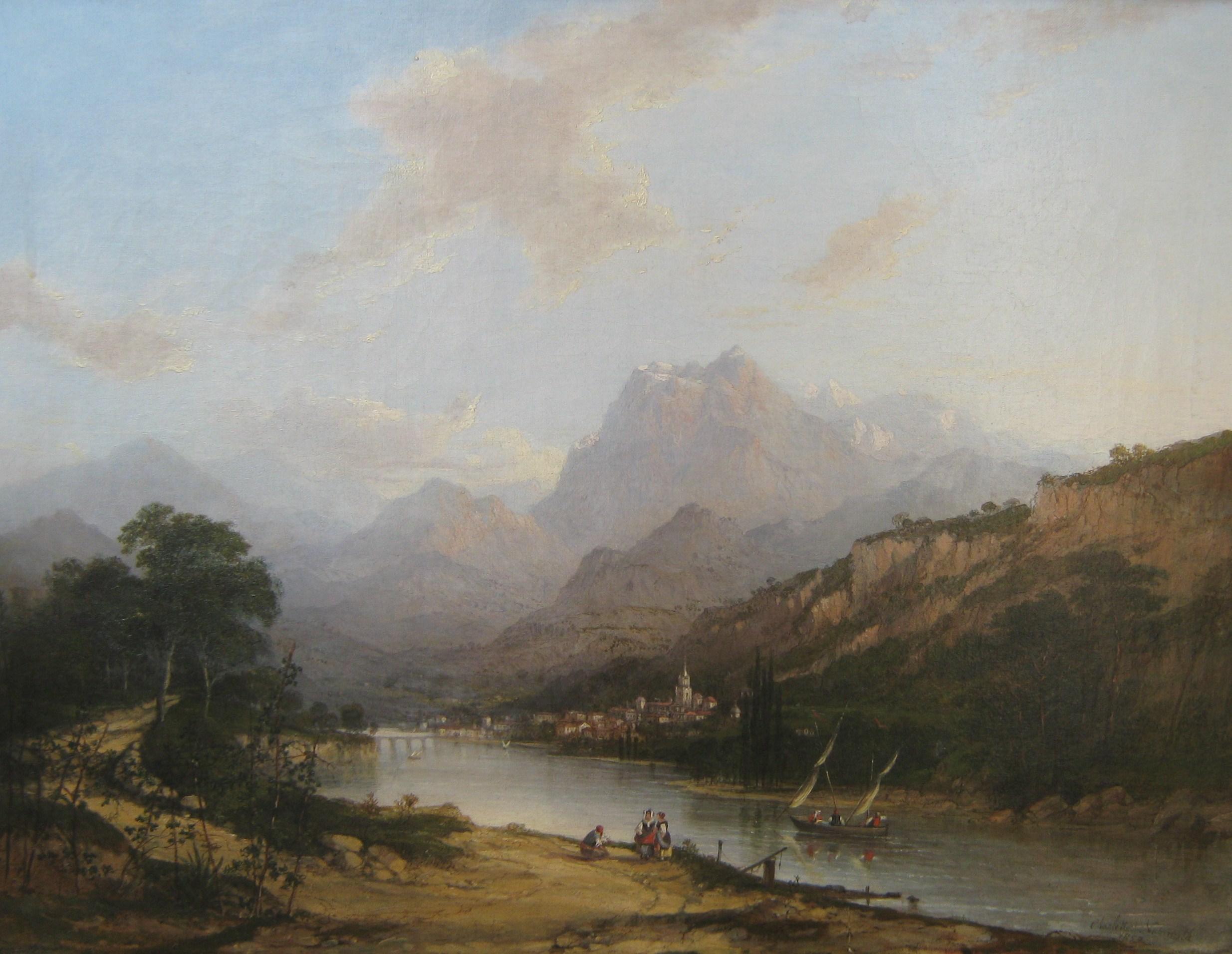 Fine Art Oil Paintings