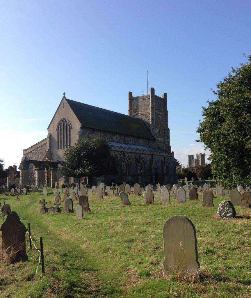 029 St Bartholomew's church, Orford