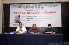 Ekonomi Berdikari Sukarno