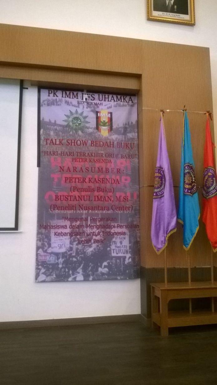 Temu Mahasiswa Keuskupan Agung Jakarta