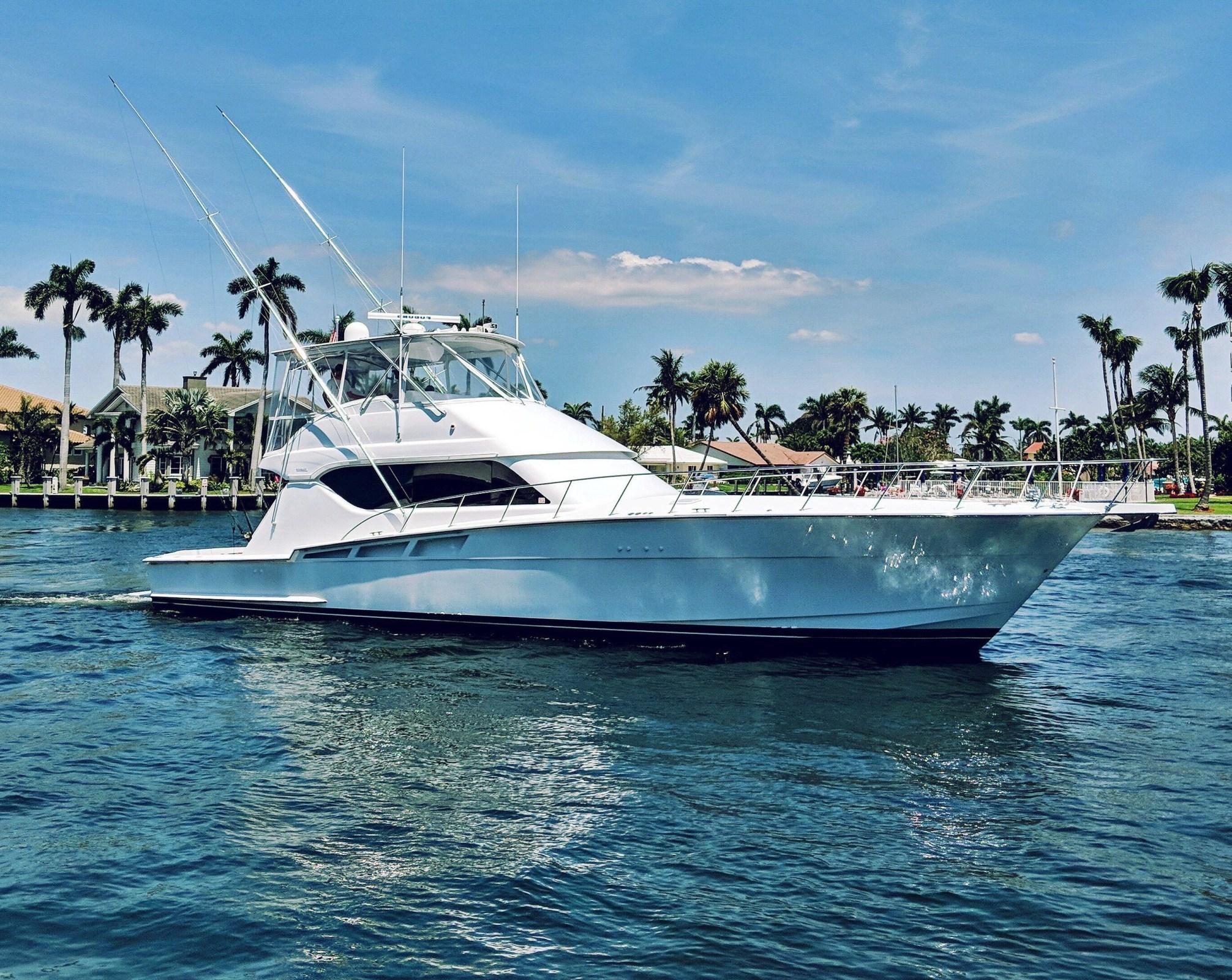 Featured Charter Yacht - Maverick