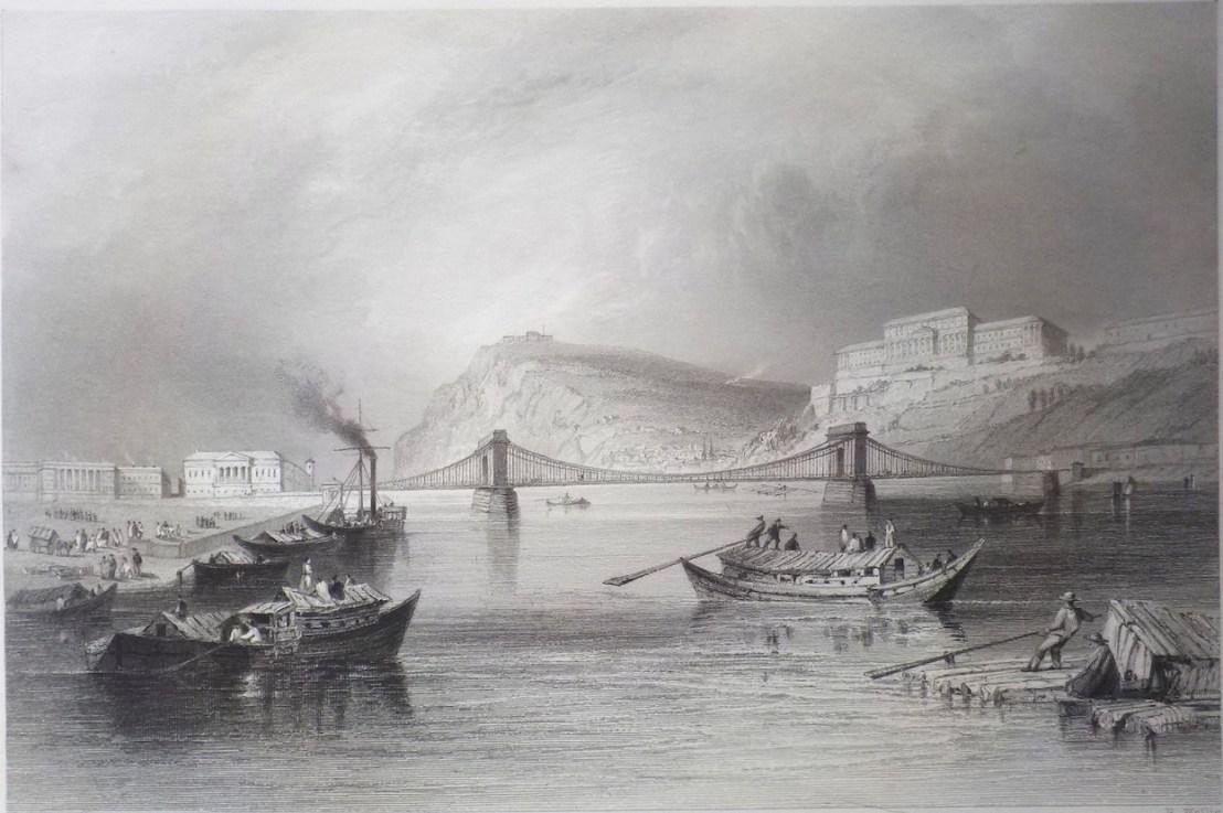 Danube; four Capitals