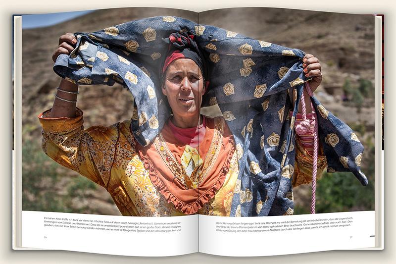 Peter Krackowizer: Marokko, ein Buch von Steffen Burger &emdash; Amazighin