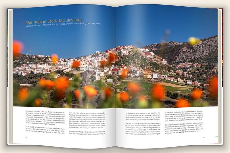 Peter Krackowizer: Marokko, ein Buch von Steffen Burger &emdash; Moulay Idris