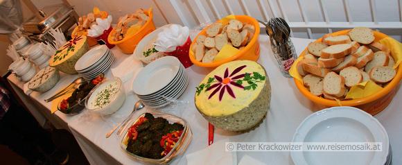Persisches Buffet