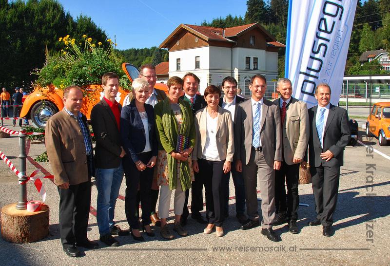 Regionalmesse 2015 Plusregion Neumarkt am Wallersee