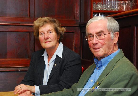 Hannelore und Helmut Deinhammer