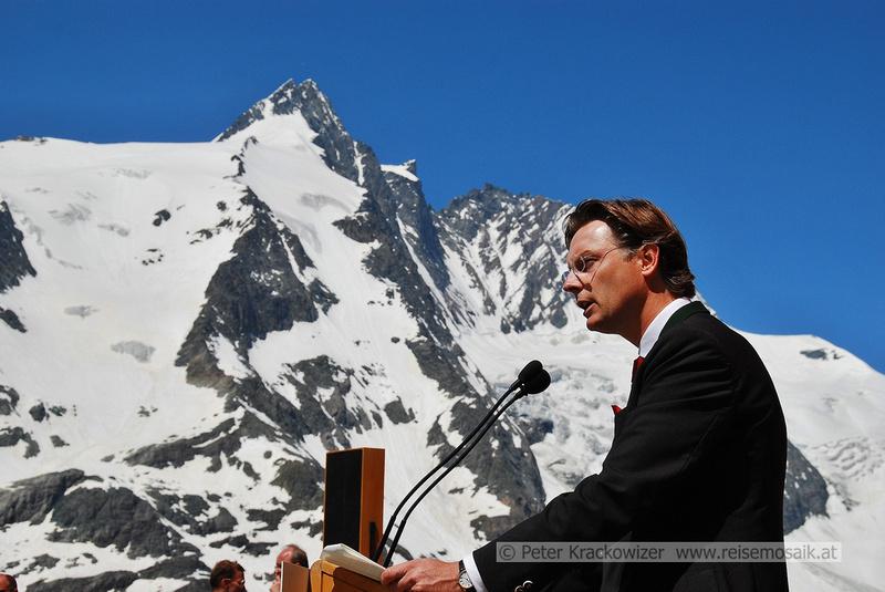 Alpenliebe Ausstellung  Großglockner