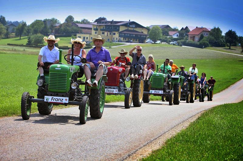 Seelentium Traktor-Roas in Dorfibm