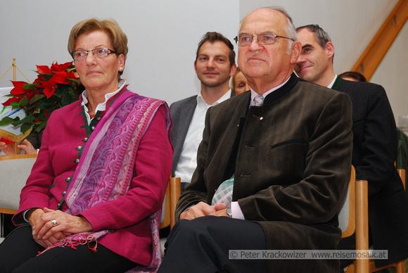 Adelheid und Prof. Franz Paul Enzinger