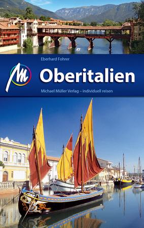 Oberitalien-Reiseführer, Michael-Müller-Verlag