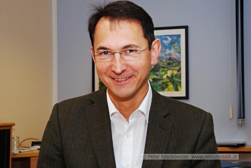 Bürgermeister Di Adi Rieger  Neumarkt am Wallersee